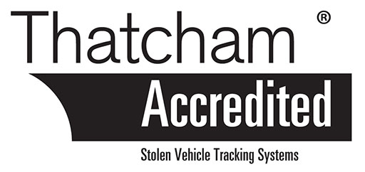 Thacham approved vehicle trackers by Notts County Campers Nottingham